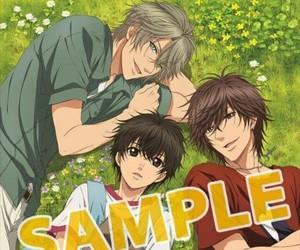 anime, super lovers 2, and Otaku image