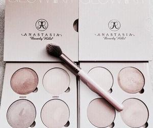 anastasia, beauty, and makeup image