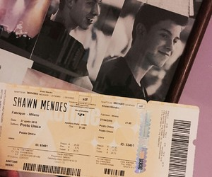 concert, music, and ticket image