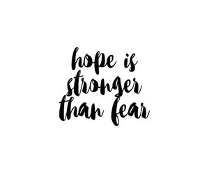 quotes, calligraphy, and hope image