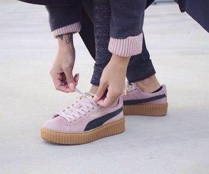 fashion, shoes, and puma image