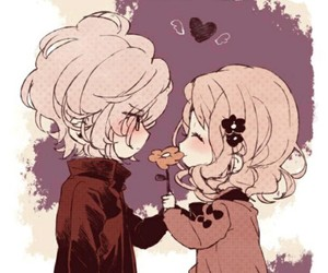 diabolik lovers, anime, and yui komori image