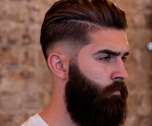 haircut, hairstyle, and hairstyles image