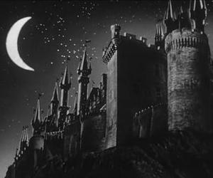 aesthetics, czech film, and moon image