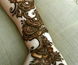 henna designs, mehndi designs, and arabic mehndi image