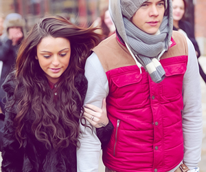 Harry Styles, cher lloyd, and one direction image