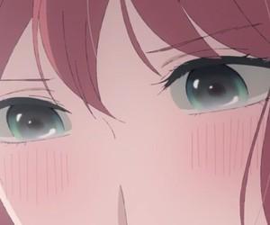 anime, kuzu no honkai, and eyes image