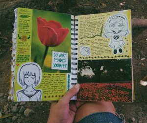 art, artist, and journalinspo image