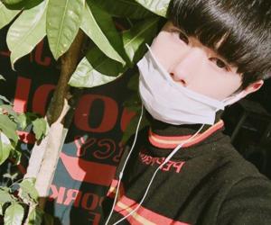 asian boy, kfashion, and korean fashion image