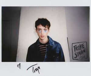 troye sivan, polaroid, and tumblr image