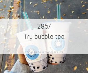 beautiful, boy, and bubble tea image