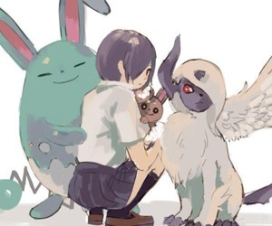 pokemon and tokyo ghoul image