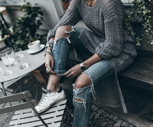 fashion, inspiration, and levis image