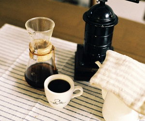 vintage, aesthetic, and coffee image