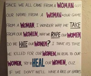 woman, feminism, and tupac image