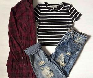 clothing, fashion, and moda image