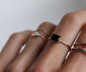 rings, style, and accessories image