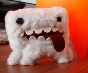 cute and fluffy monster image
