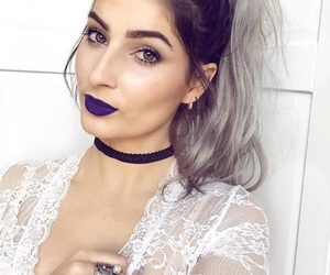 accessories, chokers, and cosmetics image
