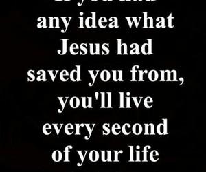 jesus, pray, and lové image