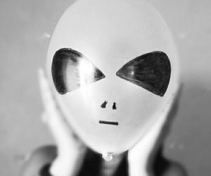 girl., tumblr., and alien. image