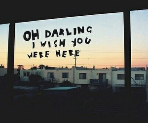 love, darling, and quotes image