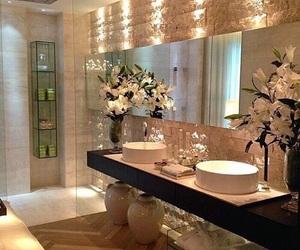 home, bathroom, and decor image