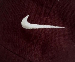 nike, red, and theme image