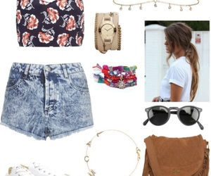 coachella, outfit, and Polyvore image
