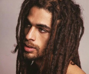 awesome, dreadlocks, and guy image