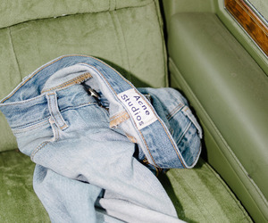 theme, jeans, and acne image