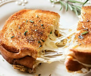 delicious, cheese, and photography image