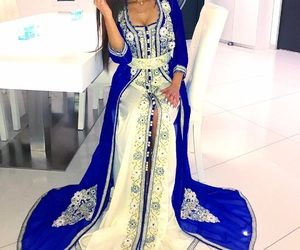 arab, dress, and oriental image