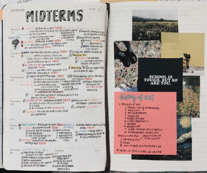 notes, study, and motivation image