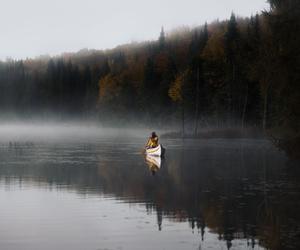 adventure, autumn, and create image