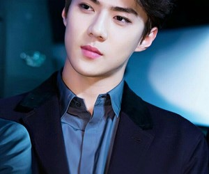 exo, exo sehun, and oh image