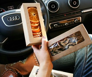 audi, car, and fashion image