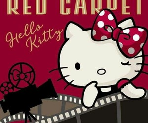 background, hello kitty, and kitty image