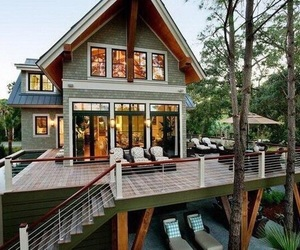 house, dream home, and home image