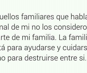 familia, frases, and textos image