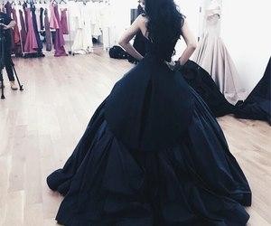 dress, rihanna, and Prom image