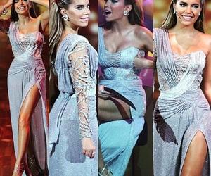 dress, fashion, and gala image