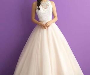 dress and vestido de novia image