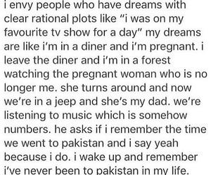 dreams, funny, and haha image