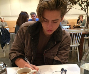 boy, cole sprouse, and Hot image