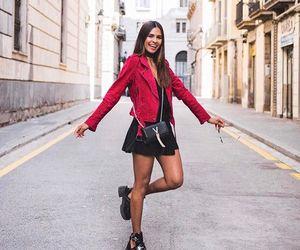 brunette, designer, and model image