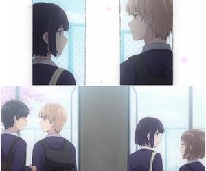 anime, background, and kawaii image