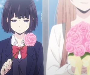 anime, kuzu no honkai, and hanabi yasuraoka image