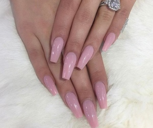 pink and nials image