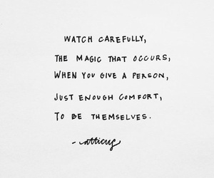 quotes, words, and magic image
